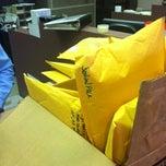 Photo taken at US Post Office by Matt S. on 3/7/2013