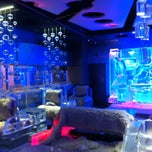 Photo taken at Chillout - Ice Lounge by Bassem E. on 1/21/2013