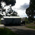 Photo taken at Discovery Holiday Parks - Bunbury Village by Audrey T. on 7/18/2013
