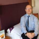 Photo taken at Premier Inn Welwyn Garden City by Mark L. on 10/13/2012