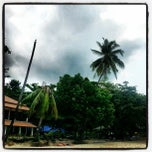 Photo taken at Siam Beach Resort Koh Chang by Aleksandr S. on 3/2/2013