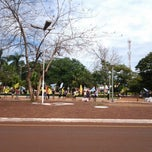 Photo taken at Praça Coronel Porfirio de Brito by Leonardo A. on 2/22/2013