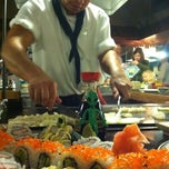 Photo taken at Sappari Japanese Steak House by Steven D. on 3/18/2014