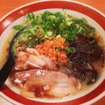 Photo taken at 高円寺 らーめん横丁 by Nariaki on 8/14/2014
