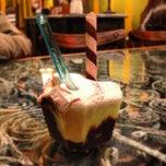 Photo taken at Gelato Bar & Espresso Caffe by Stewart I. on 5/23/2013