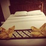 Photo taken at Hotel Pakumas by Sabrina Y. on 6/22/2013