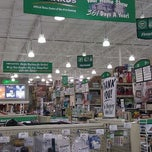 Photo taken at Menards by LEE 1. on 10/1/2012