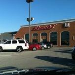Photo taken at Schnucks by Randall S. on 10/21/2012