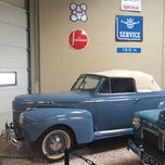 Photo taken at Den Hartogh Ford Museum by Michiel v. on 10/12/2014