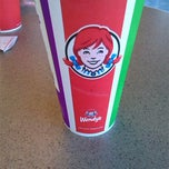 Photo taken at Wendy's by Γιάννης Σ. on 4/12/2014