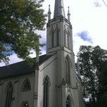 Photo taken at St. Matthew's United Church by KW on 9/27/2013