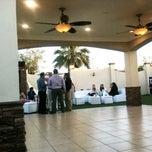 Photo taken at Jardin Las Flores by Marbella D. on 4/11/2013