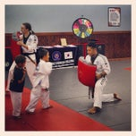Photo taken at U.S. Tae Kwon Do College by Jeffrey B. on 6/27/2013