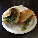 Photo taken at Nicky's Vietnamese Sandwiches by Colin G. on 10/13/2012
