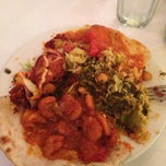 Photo taken at Nirvana Indian Cuisine by Michael Edward B. on 4/14/2013