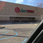 Photo taken at Super Target by Patti S. on 12/6/2012