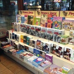 Photo taken at Libreria Internacional Plaza Mayor by Jonathan C. on 3/6/2013