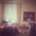 Photo taken at B&B Carlo Alberto by Samuele F. on 9/14/2013