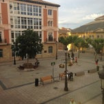 Photo taken at hotel Portales by Tirso M. on 6/17/2013