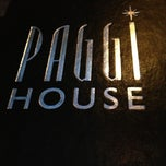 Photo taken at Paggi House by Luisa S. on 6/26/2013