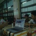 Photo taken at Nasbi Cafe by Saipul E. on 12/28/2012