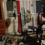 Photo taken at 144 Gym by Baba P. on 2/28/2013