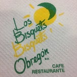 Photo taken at Los Bisquets Bisquets Obregón by Gabo C. on 11/4/2012