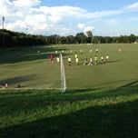 Photo taken at Mesa Soccer Complex by Amy G. on 8/13/2013