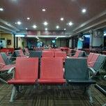 Photo taken at Supadio International Airport (PNK) by putra b. on 11/28/2012