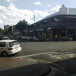 Photo taken at Fordsburg square by Soorjaneel C. on 11/9/2013