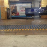 Photo taken at Wynyard Station (Main Concourse) by Scott J. on 12/21/2012