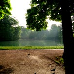Photo taken at Parco Ducale Parma by Alice M. on 5/3/2013