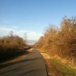 Photo taken at Muddy Creek Greenway by Christine S. on 1/6/2013