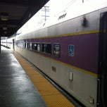 Photo taken at MBTA Lowell Station by Raam D. on 2/6/2013