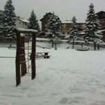 Photo taken at Parco Giochi Comunale by Emanuela S. on 3/17/2013