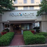 Photo taken at Four Points by Sheraton Charlotte by Ron M. on 7/16/2014