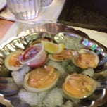 Photo taken at Seawitch Restaurant & Oyster Bar by Stephanie D. on 10/6/2012