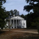 Photo taken at Hampton Plantation by Wesley T. on 1/13/2013