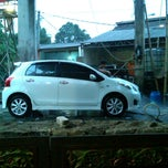 Photo taken at Bukit Cengkeh Car Wash by danny s. on 6/12/2013