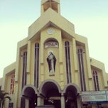 Photo taken at St. Rose of Lima Church by Nona G. on 10/20/2012