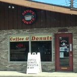 Photo taken at David's Donuts by Tarl L. on 4/1/2013