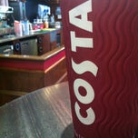 Photo taken at Costa Coffee by Angel M. on 8/14/2013