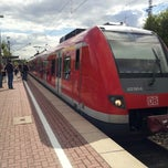 Photo taken at S Dortmund-Wischlingen by KAHusky L. on 9/9/2013