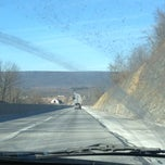 Photo taken at Route 873 by Akili M. on 1/27/2013