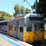 Photo taken at Bankstown Station by Dean J. on 1/28/2014
