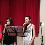 Photo taken at Scuola Civica Di Musica e Danza by Laura B. on 6/10/2013