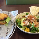 Photo taken at Crispers Fresh Salads, Soups and Sandwiches by 🌴Dee D. on 3/31/2015
