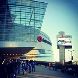 Photo taken at BOK Center by Michelle on 10/19/2012