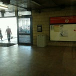 Photo taken at Estação Jaboatão (CBTU/Metrorec) by Gilberto S. on 5/25/2013