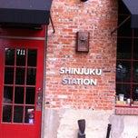 Photo taken at Shinjuku Station by Joe M. on 10/26/2012